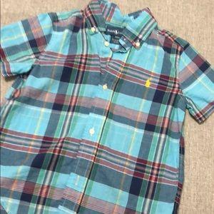 Polo Ralph Lauren short sleeve button shirt